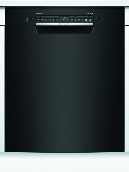 Bosch Smu4hab48s Serie 4 Underbygg. Diskmaskin - Svart
