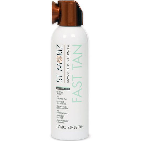 St Moriz Advanced Pro Fast Response Tanning Mist, 150 ml St Moriz Advanced Pro Itseruskettavat