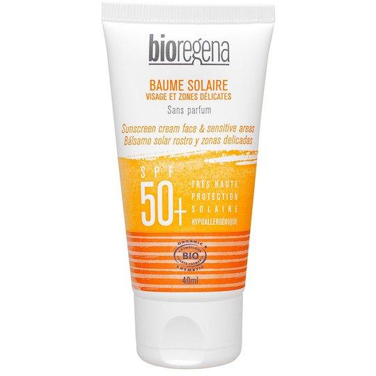 Sunscreen Balm Face, 40 ml Bioregena Päivetys