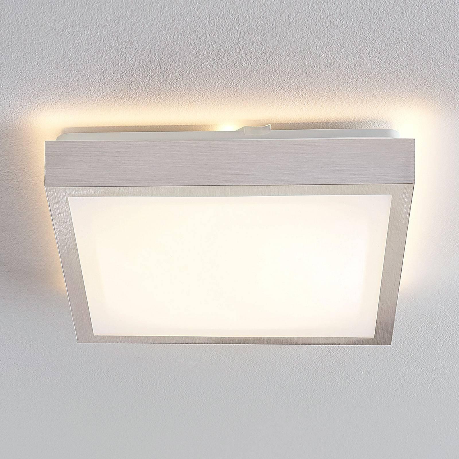 Lindby Margit LED-kattovalaisin kulmikas 32 cm