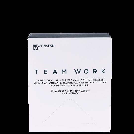 Team Work, 120 kapslar