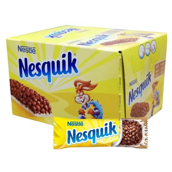 Nesquik Bar 25g - 16st