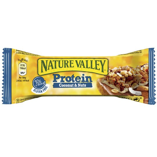 "Proteinbar ""Coconut & Almond"" 40g - 20% rabatt"