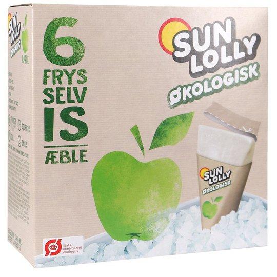 Isglass Äpple - 33% rabatt