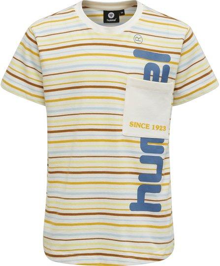 Hummel Tasmania T-shirt, Whisper White, 104