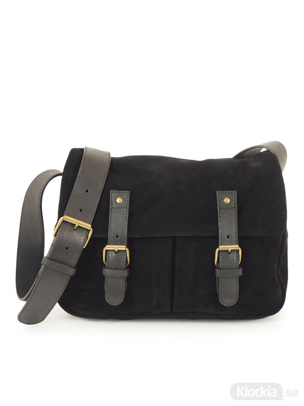 Väska C.Oui Satchel Bag Carnaby 02 - Black CAR02NR