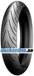 Michelin Pilot Road 3 ( 110/70 ZR17 TL (54W) M/C, Framhjul )