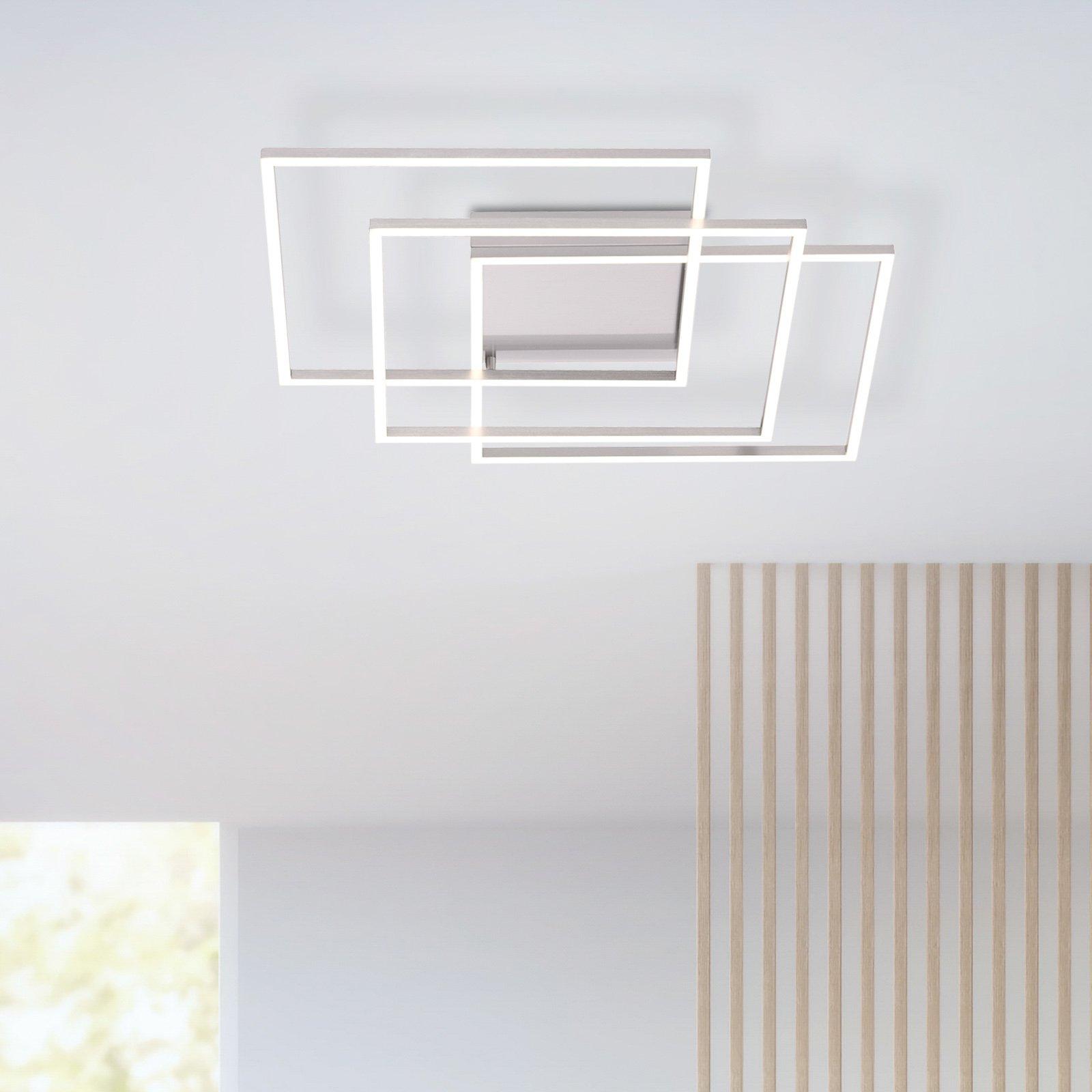 Paul Neuhaus Q-Indigo LED-taklampe, 60cm