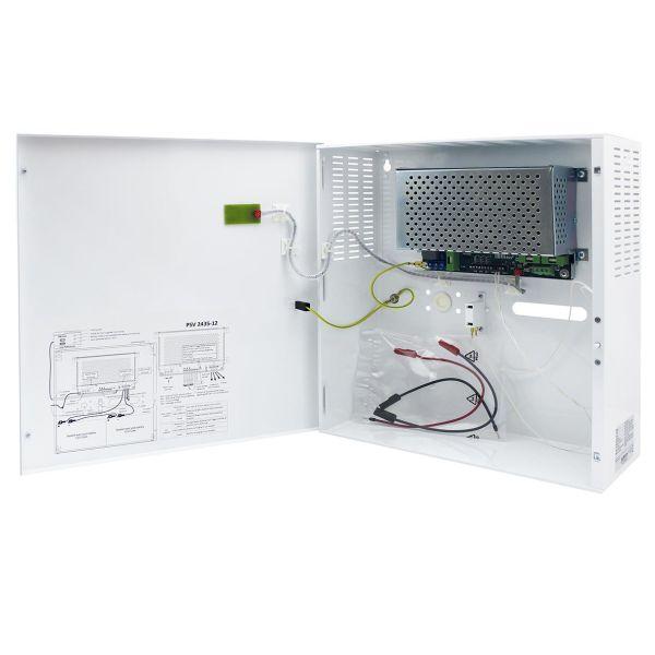 Alarmtech PSV 2435-12 Virtalähde 27,6 V AC