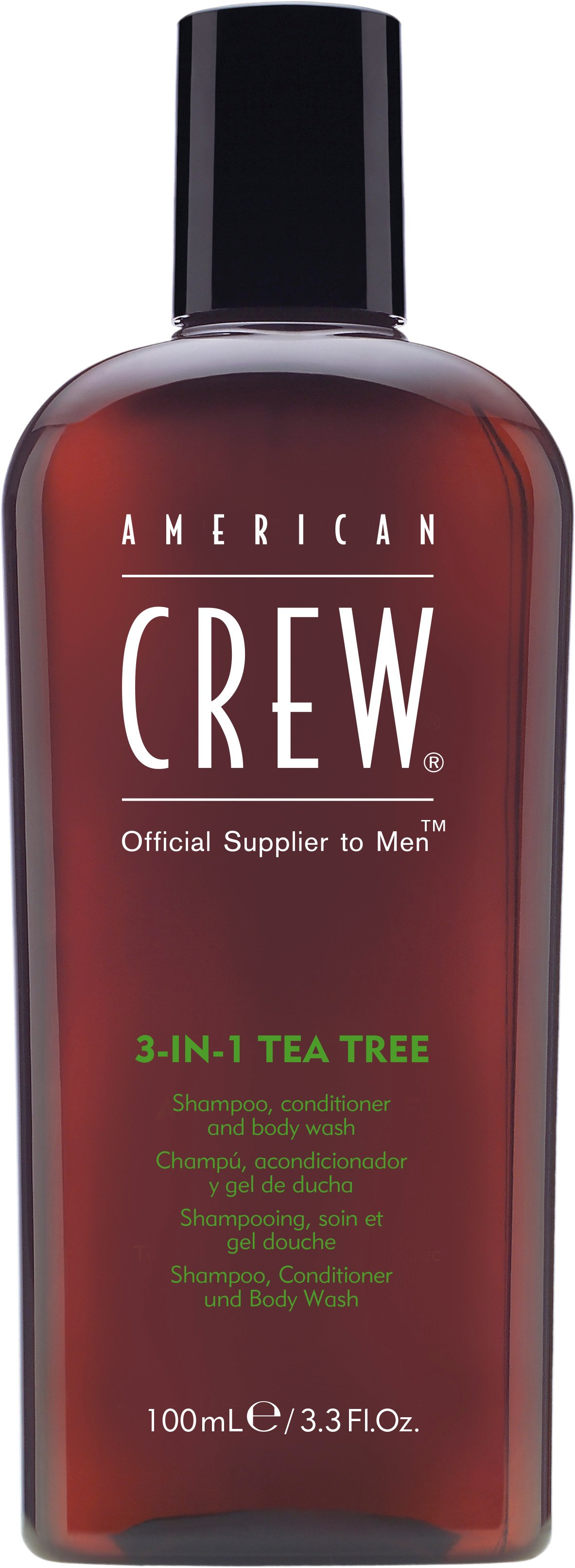 American Crew - Hair&Body 3-in-1 Tea Tree Shampoo 450 ml