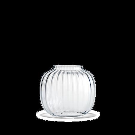 Primula Oval Vas Klar H12,5 cm