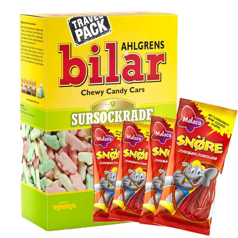 Godispaket Bilar & Snören - 44% rabatt