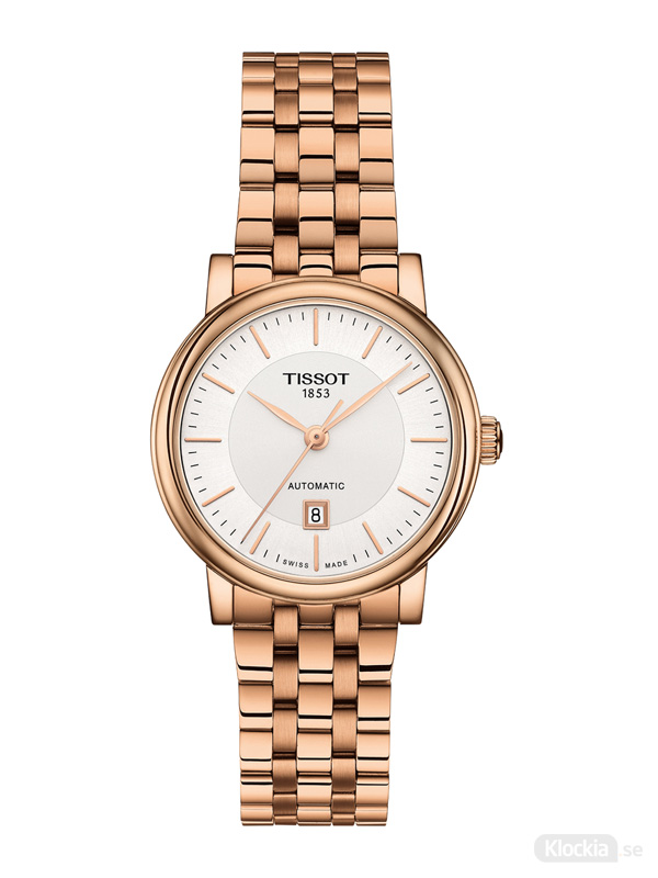 TISSOT Carson Premium Automatic Lady T122.207.33.031.00