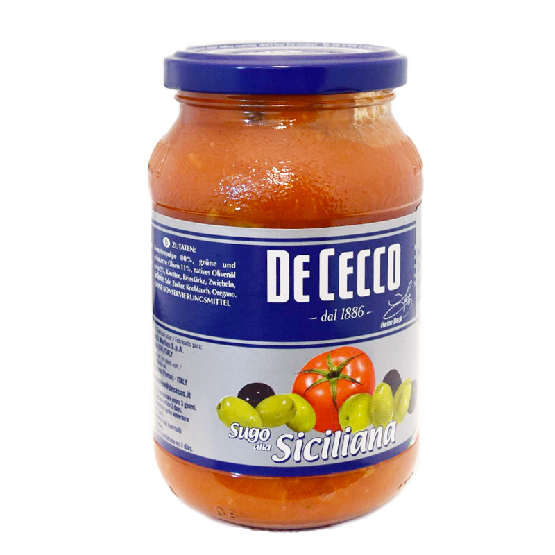 """Pastasås """"Siciliana"""" - 33% rabatt"""