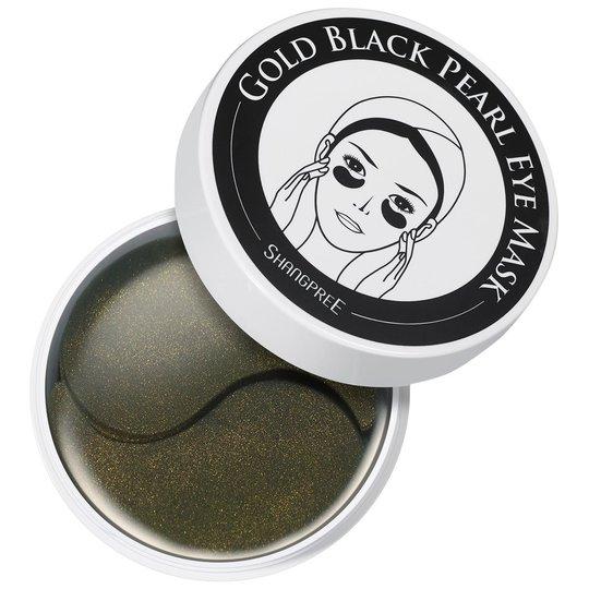Gold Black Pearl Eye Mask, Shangpree K-Beauty