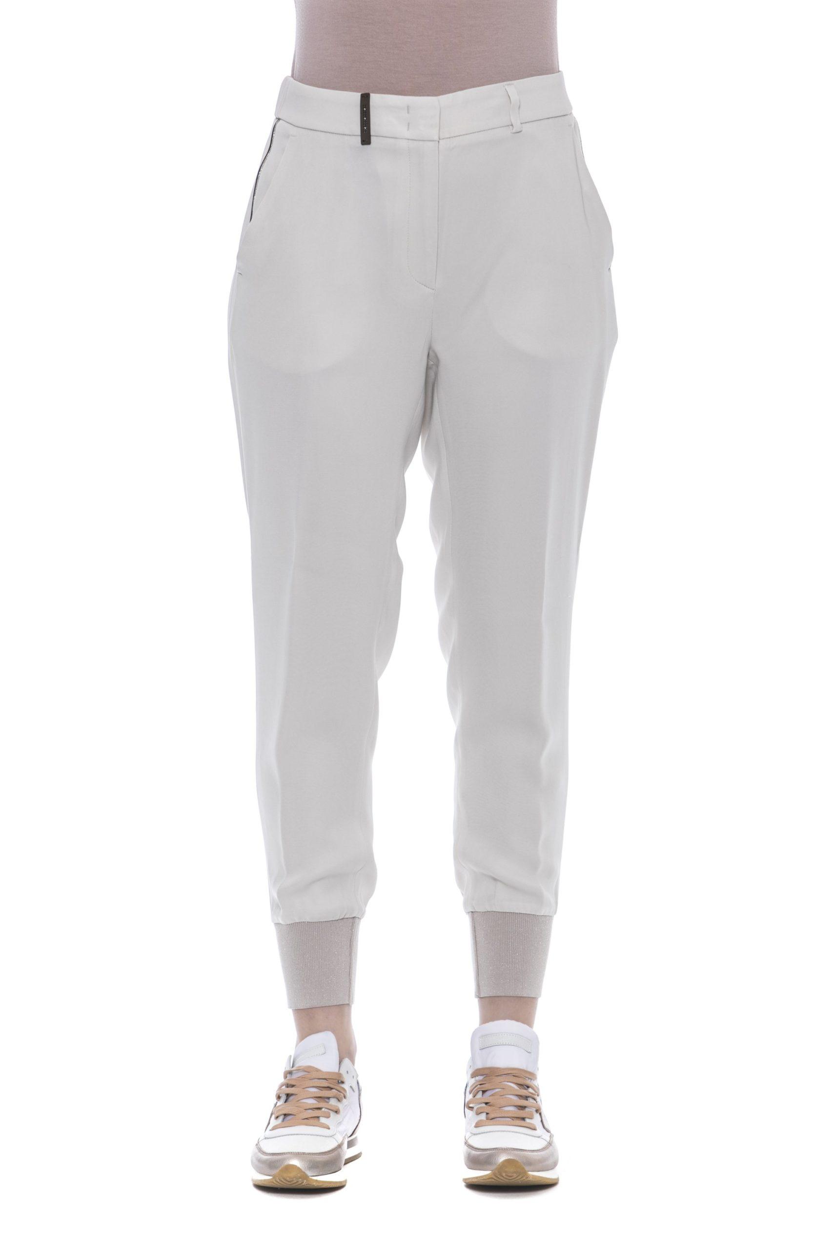 B Beige Jeans & Pant - IT42 | S