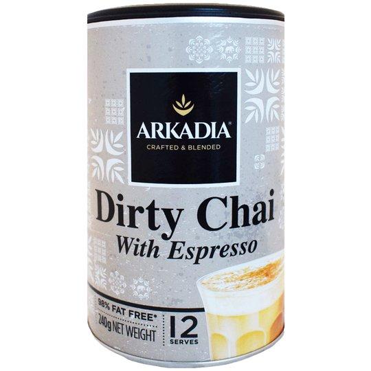 "Kaffepulver ""Dirty Chai Espresso"" 240g - 67% rabatt"