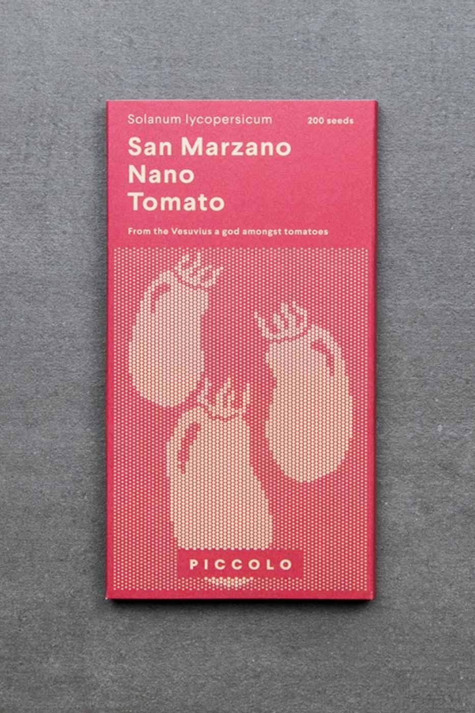Fröpåse Tomato San Marzano Nano