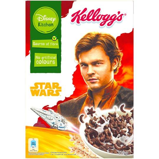 """Aamiaismurot """"Star Wars"""" 350g - 31% alennus"""