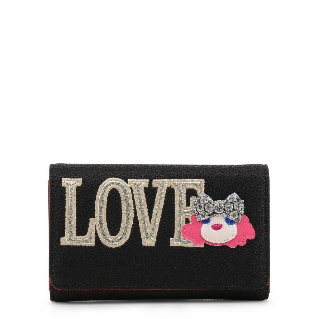 Love Moschino Women's Clutch Bag Various Colours JC5652PP07KH - black NOSIZE