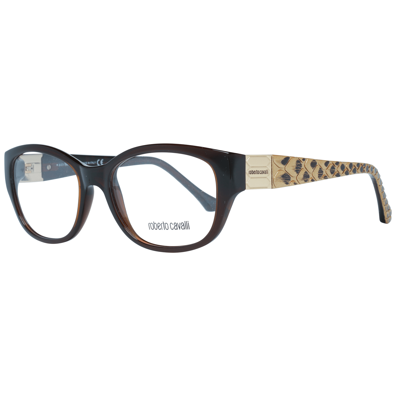 Roberto Cavalli Women's Optical Frames Eyewear Brown RC0754 54048