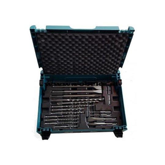 Makita B-52059 Pora- ja talttasarja SDS-Plus, 17 osaa