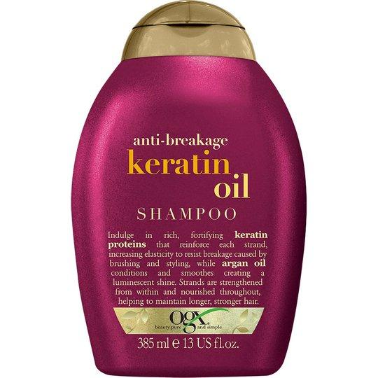 Keratin Oil, 385 ml OGX Shampoo
