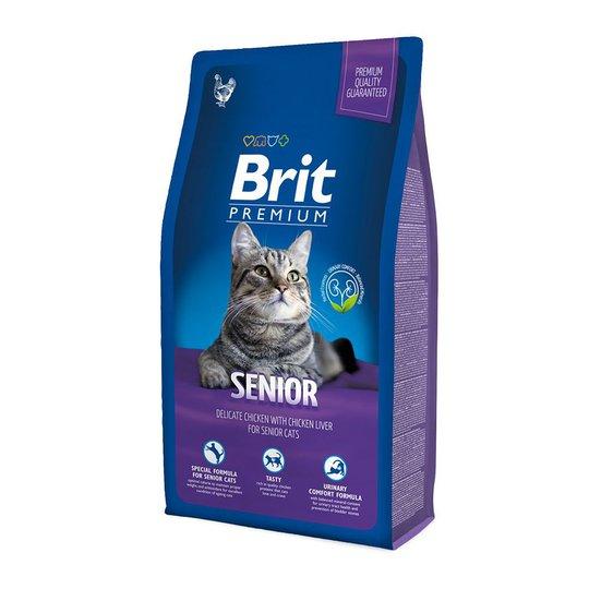 Brit Premium Cat Senior (1,5 kg)