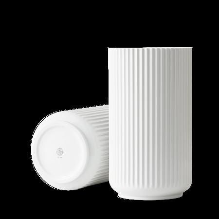 Vase Porselen Hvit 31cm