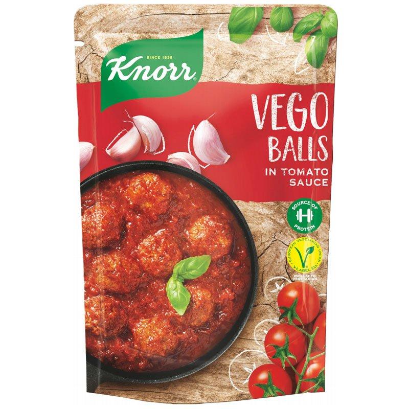 Sojaproteinbullar Tomatsås - 30% rabatt