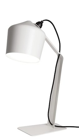Bordlampe Pasila – Hvit
