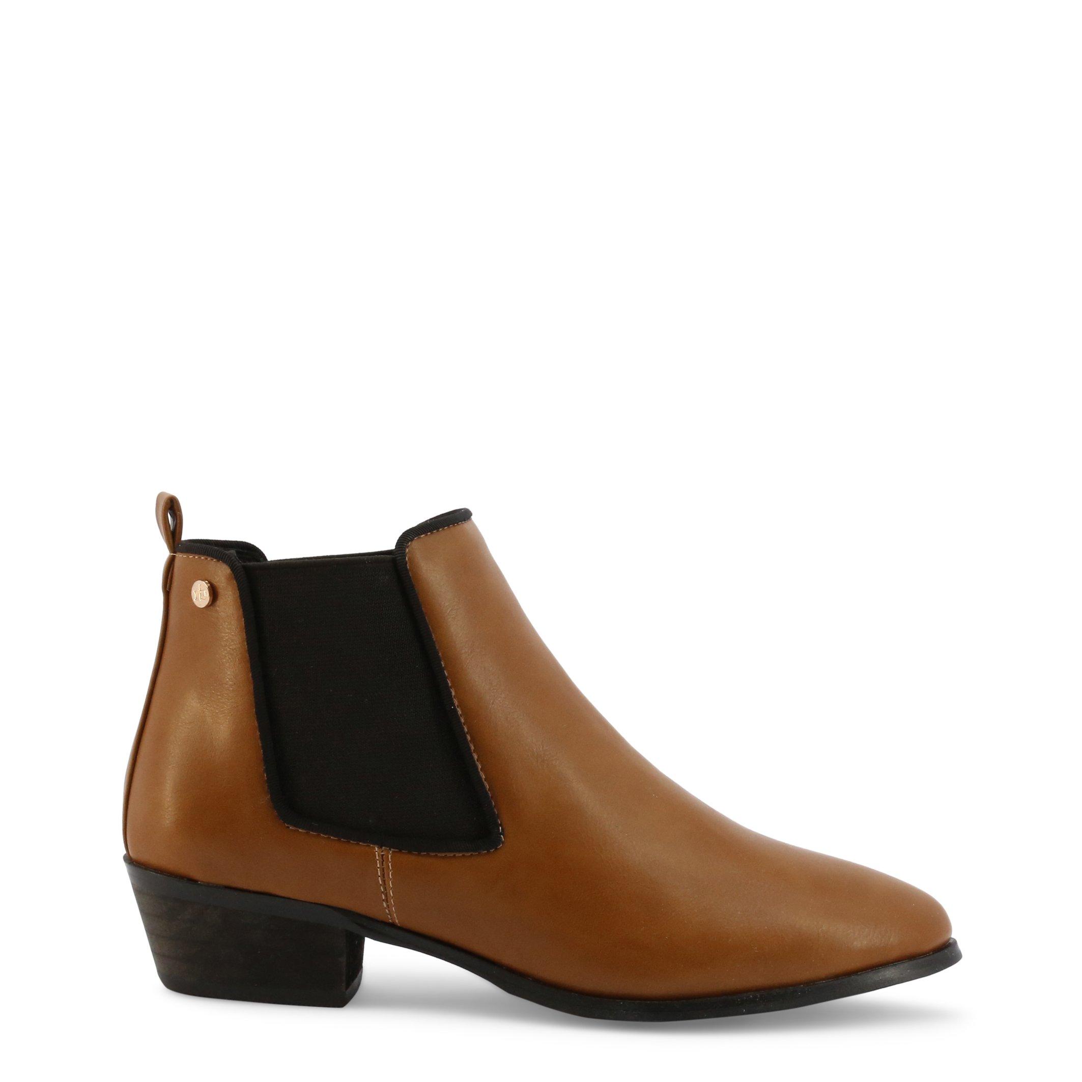 Roccobarocco Women's Ankle Boot Various Colours RBSC1JJ02VIT - brown EU 37