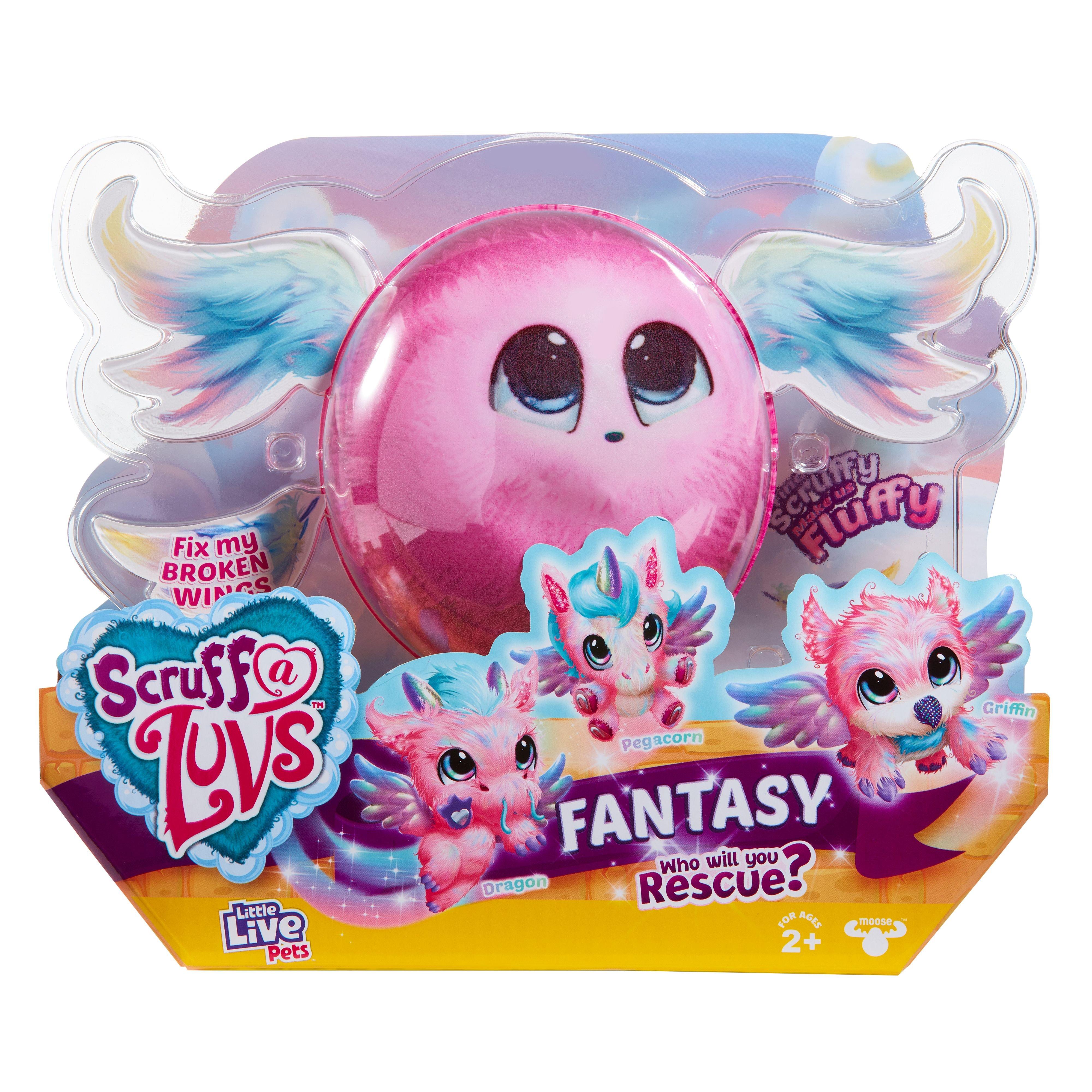Scruff-a-luvs - Fantasy (30177)