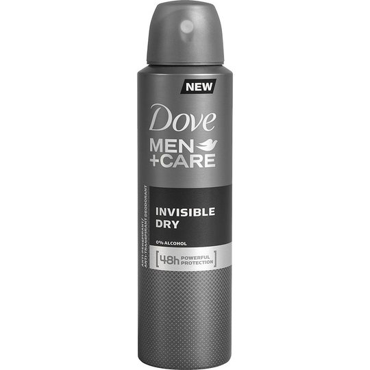 Invisible Dry, 150 ml Dove Deodorantit