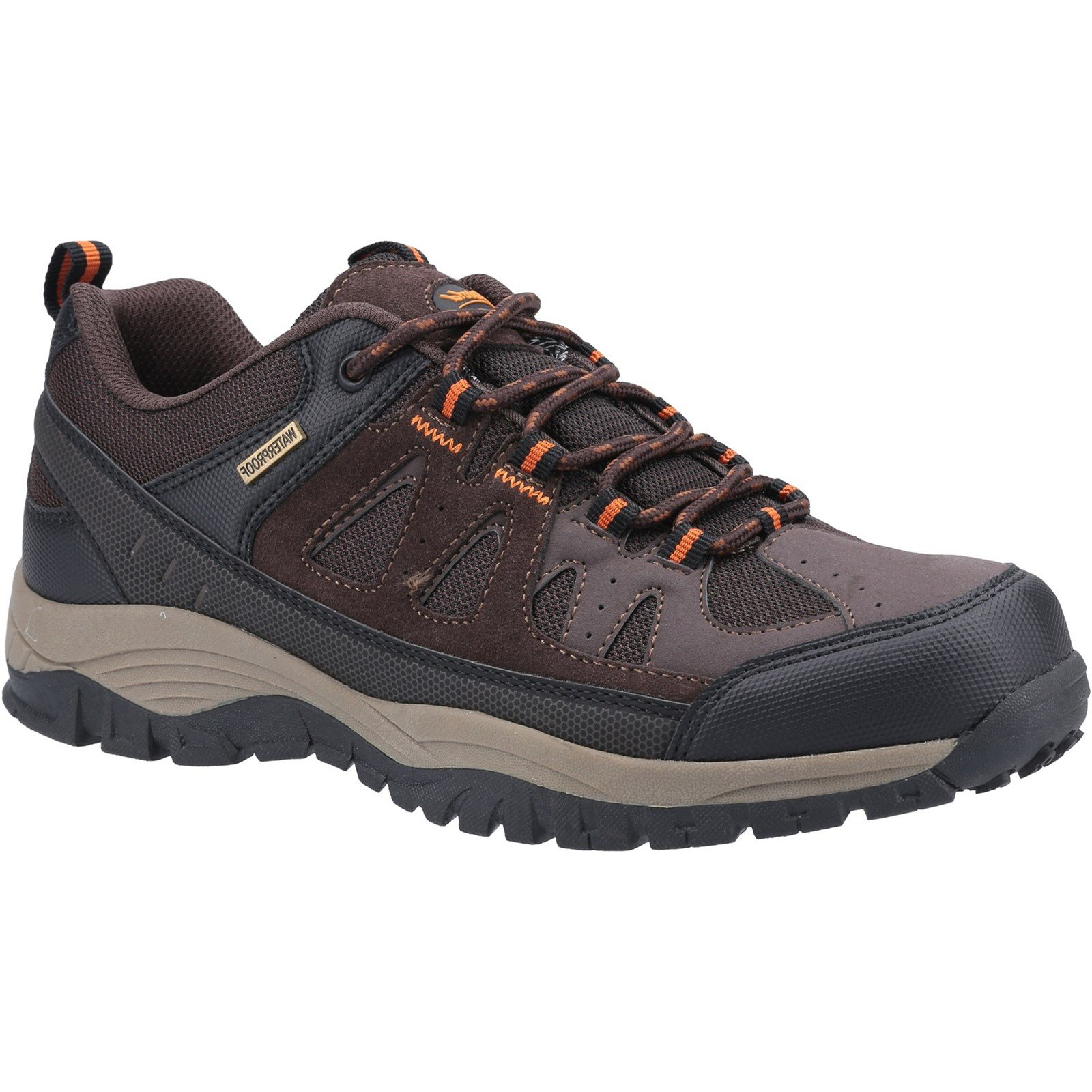 Cotswold Men's Maisemore Low Hiking Boot 32987 - Brown 10