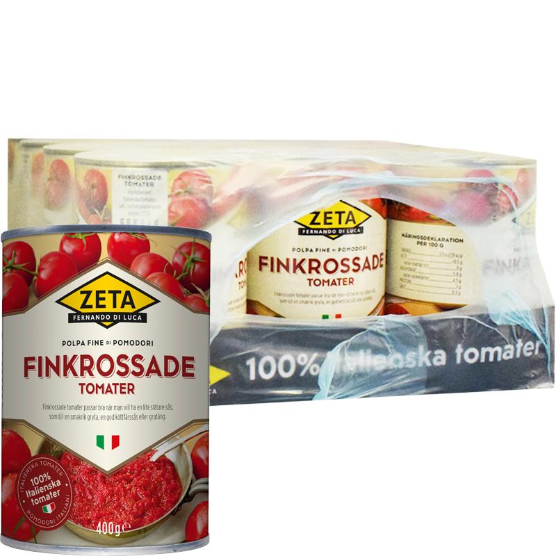 Finkrossade Tomater 12-pack - 38% rabatt
