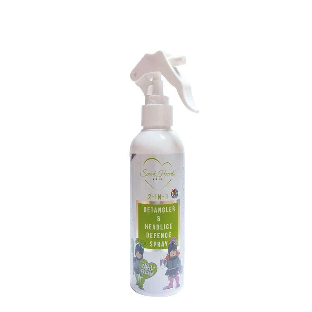 Hair Detangler and Head Lice Defence 200ml