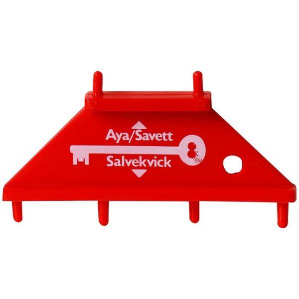 Salvequick 9991 Refill-nøkkel