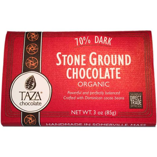 Stone Ground Chocolate 70% - 76% rabatt