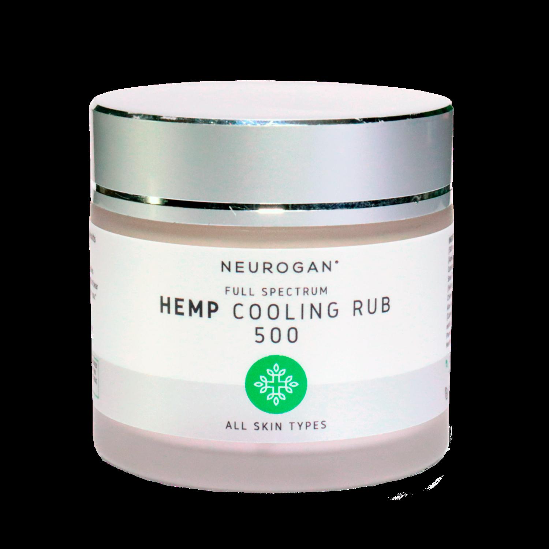 Neurogan - CBD Cooling Sports Cream 500 mg 60 ml