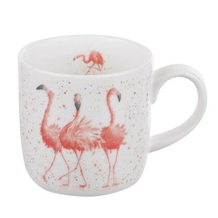 WD Flamingo Kopp 31 cl Hvit