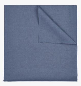 Erica pintakäsitelty pöytäliina sininen