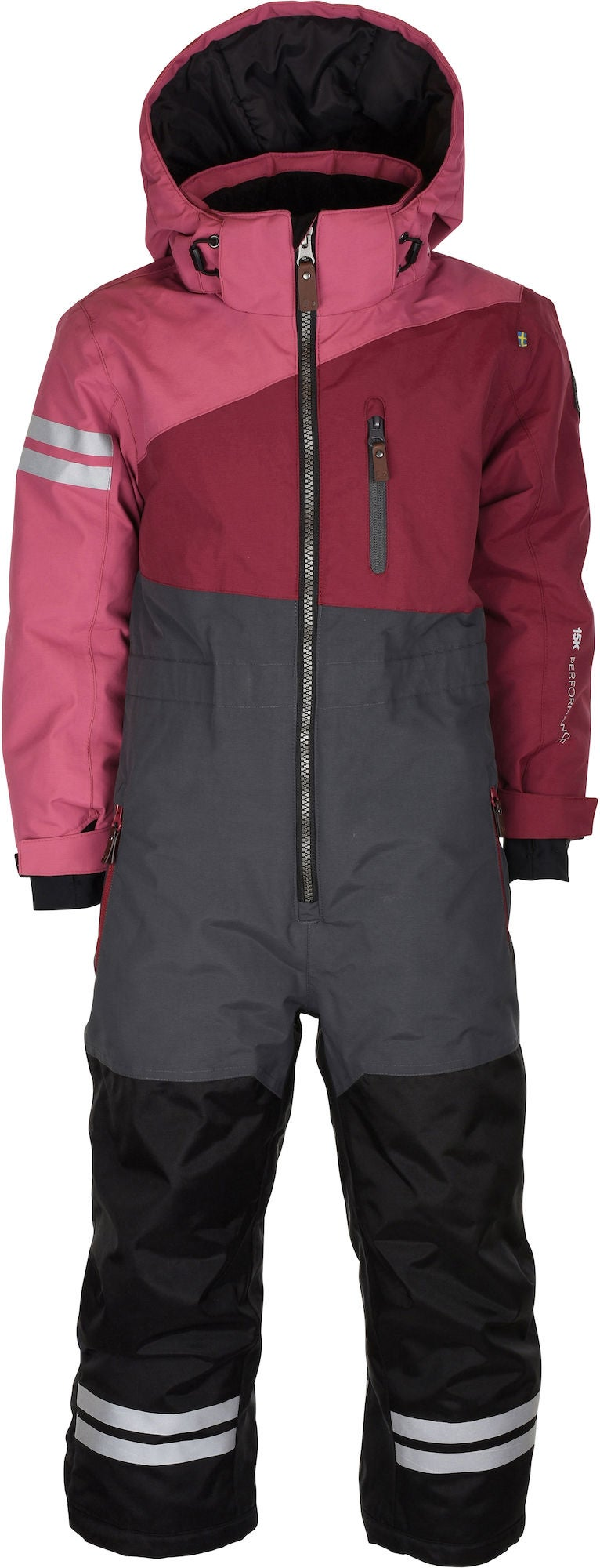 Lindberg Trysil Overall, BeetRed 80