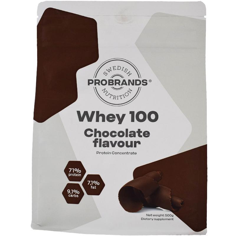 Pro Whey Protein Choklad - 62% rabatt