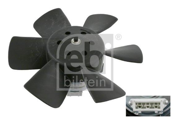 Tuuletin (moottorijäähdytys) FEBI BILSTEIN 06989