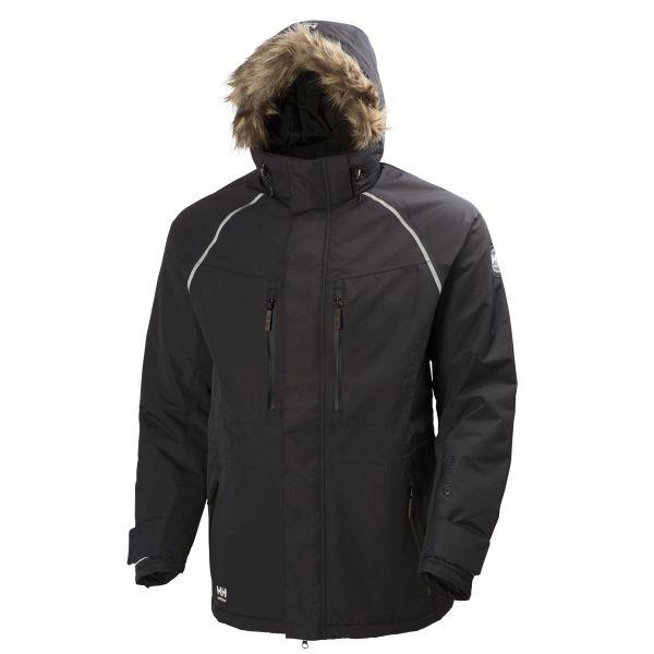 Helly Hansen Workwear Helly Tech Arctic Jacka svart, vatten- och vindtät S