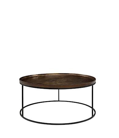 FABIO coffee table vintage brass