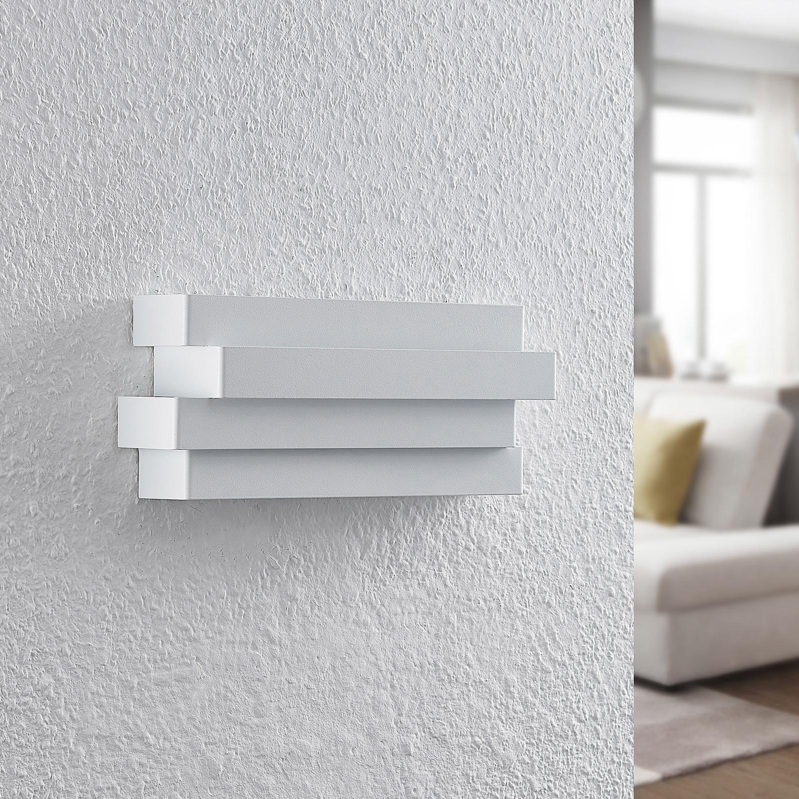Arcchio Meteha -LED-seinävalaisin valkoinen