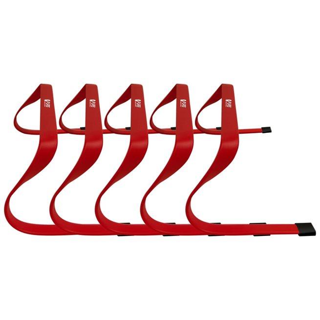 vidaXL Flexibla häckar 15 cm 5 st