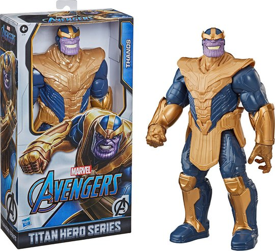 Marvel Avengers Titan Hero Figur Thanos